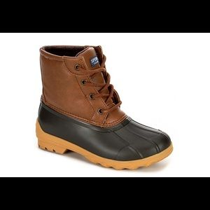 Boy's Sperry Port Boots